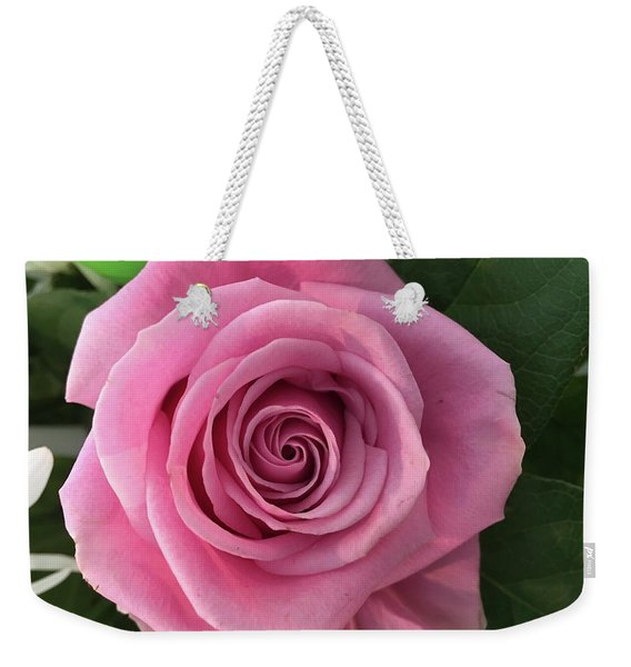 Splendid Rose Weekender Tote Bag