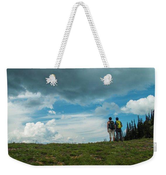 Splendid View Weekender Tote Bag