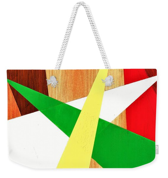 Spotlight  Weekender Tote Bag