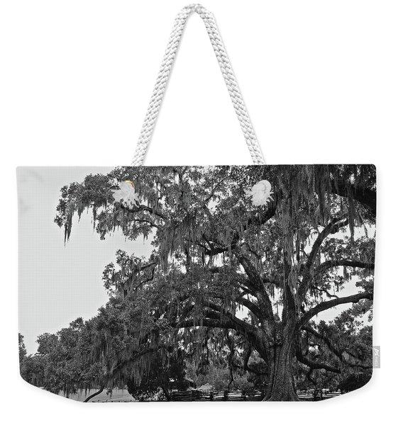 Sprawling Live Oak I I Weekender Tote Bag