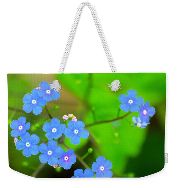 Spray Of Buttons Weekender Tote Bag