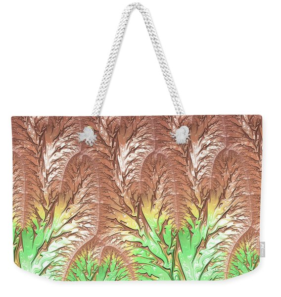 Spring 2 Fall Weekender Tote Bag