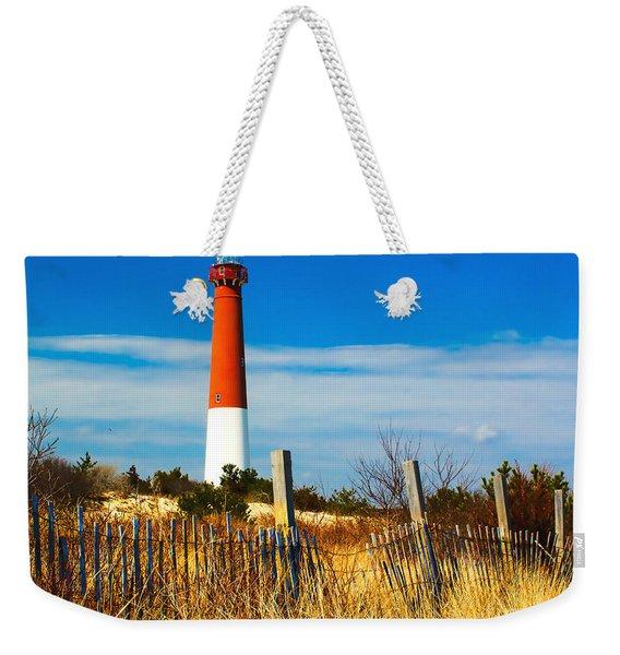 Spring At Barnegat Weekender Tote Bag