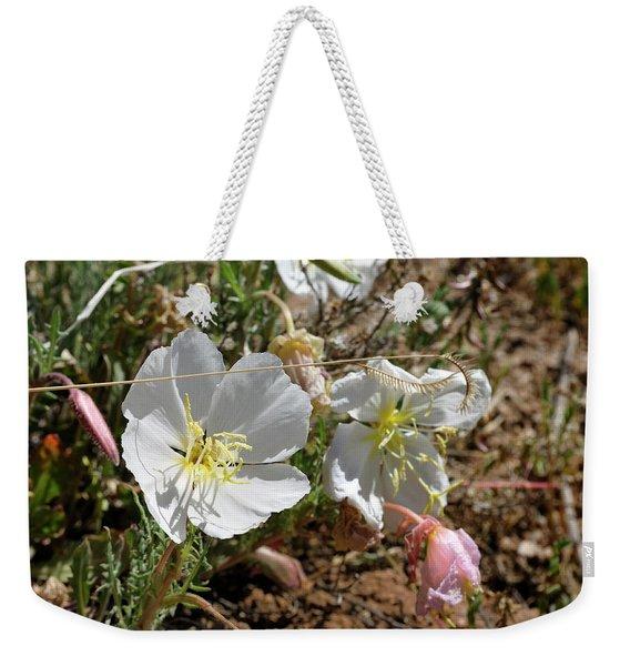 Spring At Last Weekender Tote Bag
