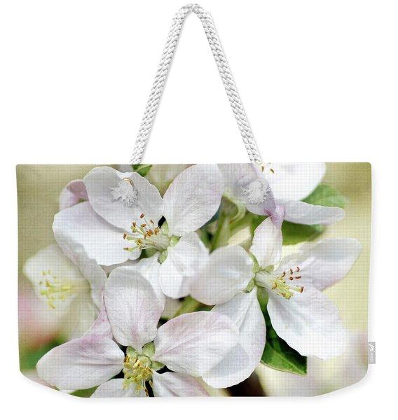 Spring Awakening Weekender Tote Bag