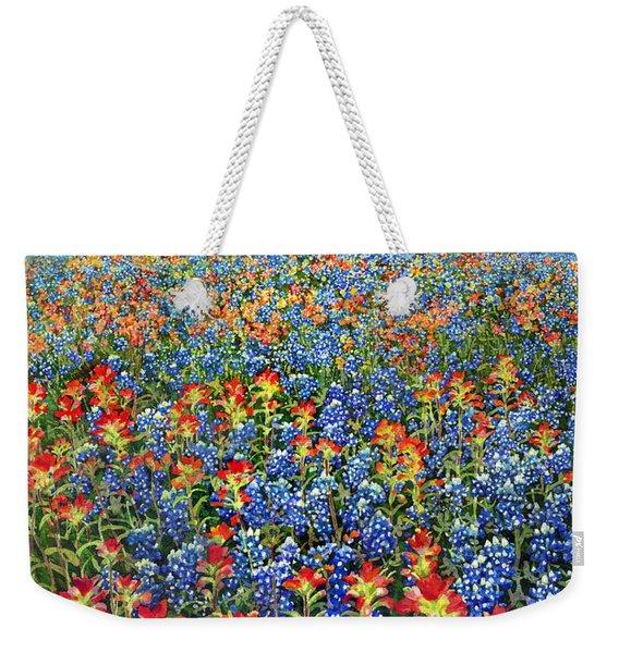 Spring Bliss Weekender Tote Bag