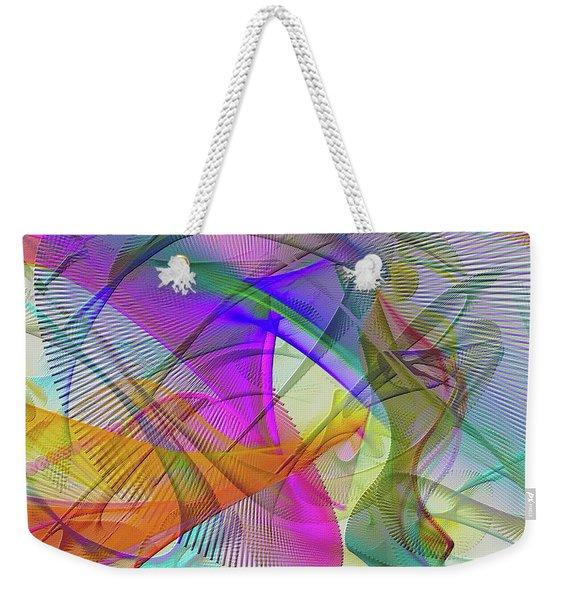 Spring Break Weekender Tote Bag