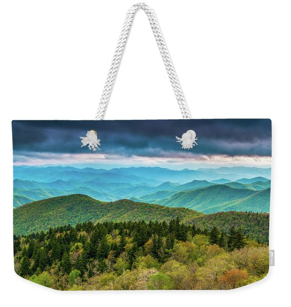 Spring Colors Weekender Tote Bag