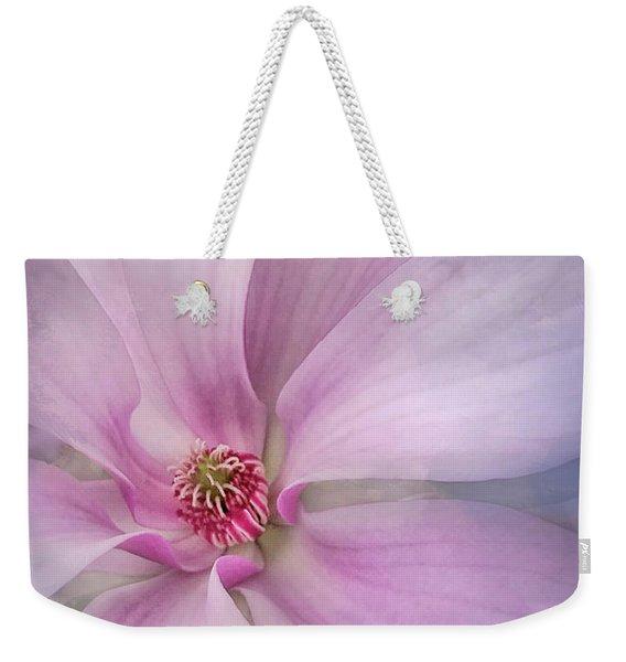 Spring Comes Softly Weekender Tote Bag
