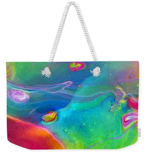Spring Dream Weekender Tote Bag