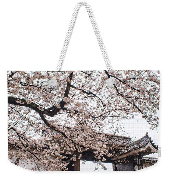 Spring Cult Weekender Tote Bag