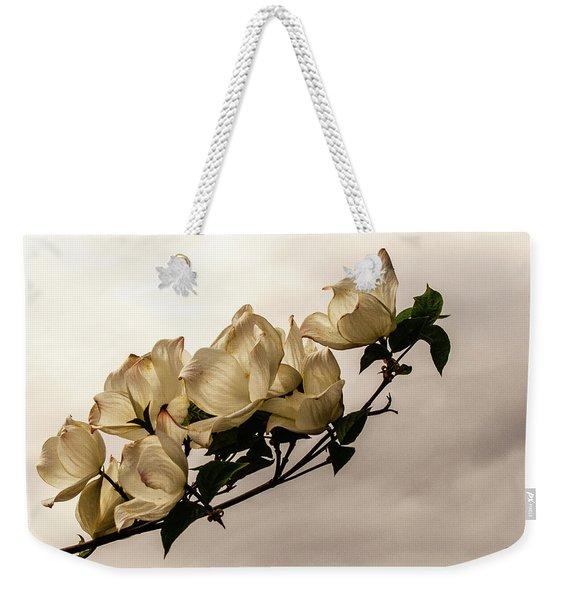 Spring Delight Weekender Tote Bag