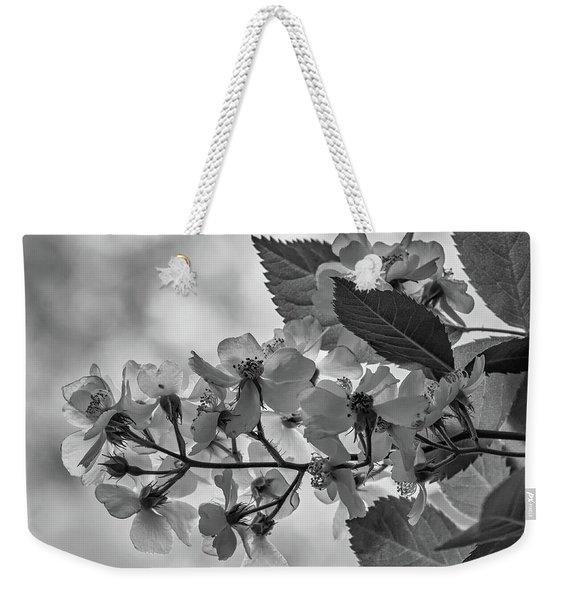Spring Dream Bw Weekender Tote Bag
