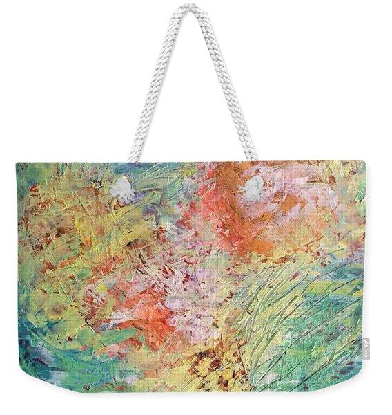 Spring Ecstasy Weekender Tote Bag