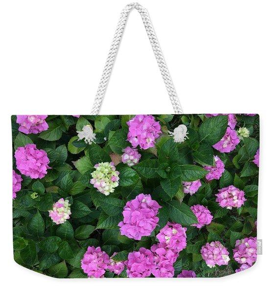 Spring Explosion Weekender Tote Bag