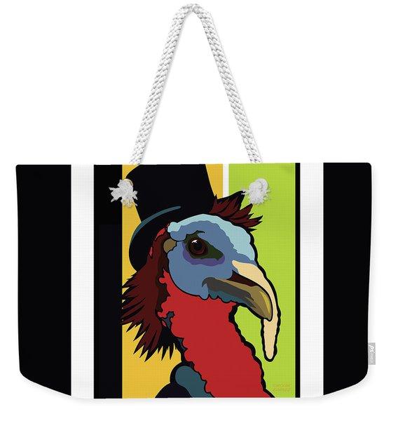 Spring Fashion Weekender Tote Bag