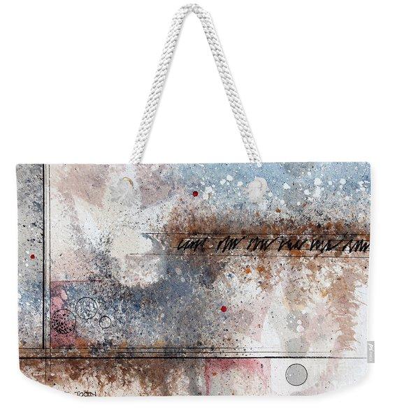 Spring Fever Weekender Tote Bag
