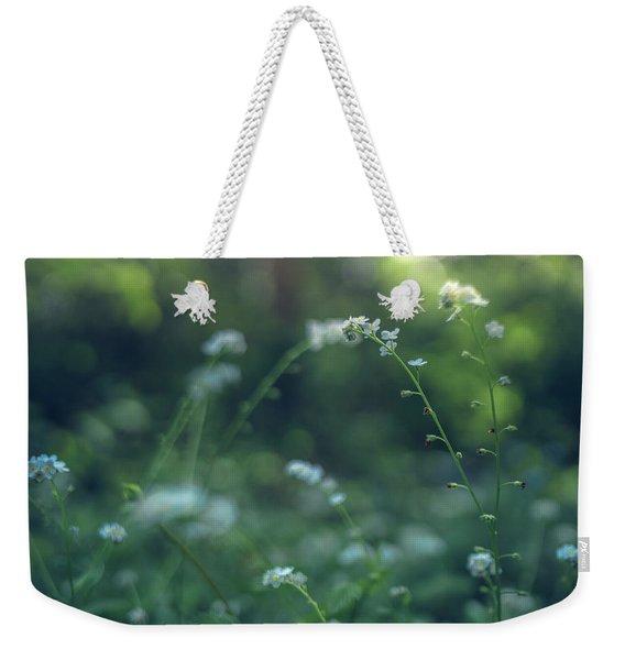 Spring Garden Scene #1 Weekender Tote Bag
