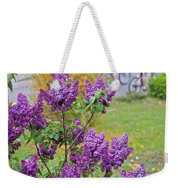 Spring Has Arrived Weekender Tote Bag