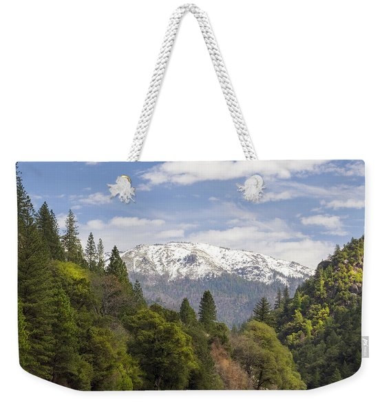 Spring In The Plumas National Forest Weekender Tote Bag