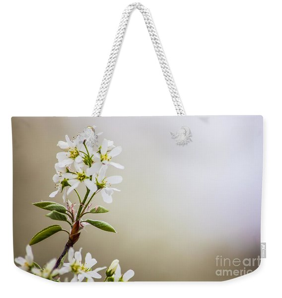 Spring Is Bursting Out All Over Weekender Tote Bag