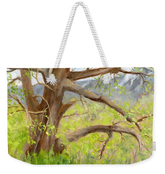 Spring Is Coming Weekender Tote Bag