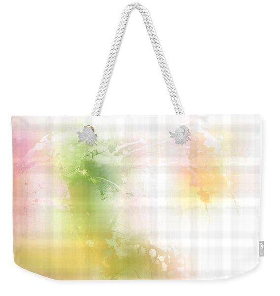 Spring Iv Weekender Tote Bag