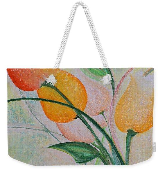 Spring Light Weekender Tote Bag