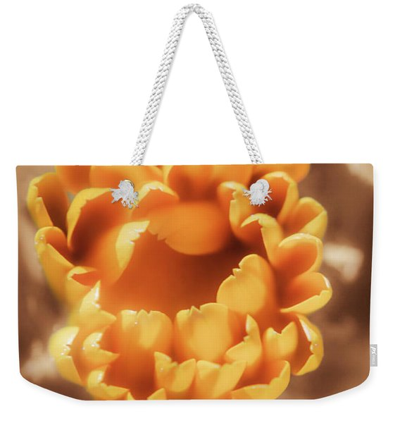 Spring Open Weekender Tote Bag