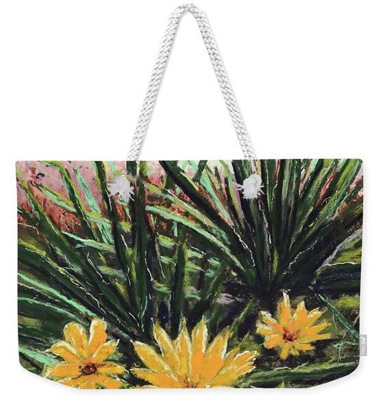 Spring Rising Weekender Tote Bag