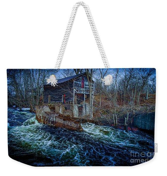 Spring Runoff Weekender Tote Bag