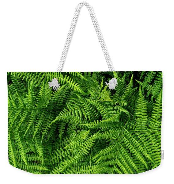 Spring Salad Weekender Tote Bag