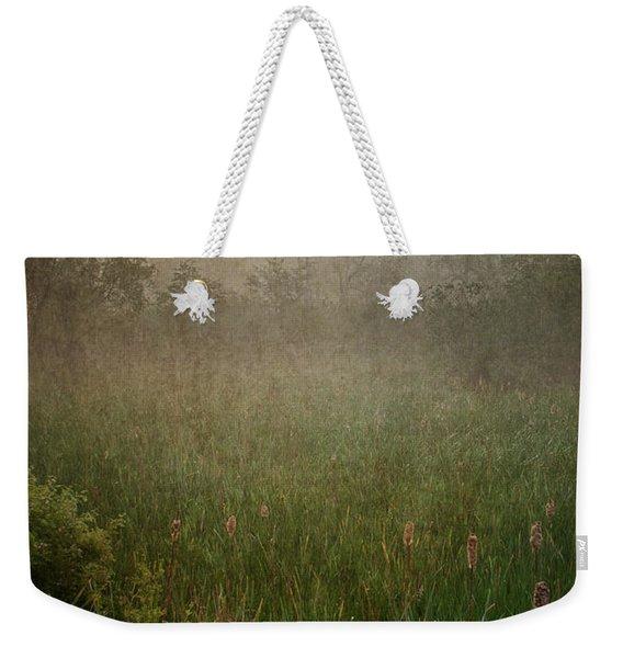 Spring Sunrise In The Valley Weekender Tote Bag