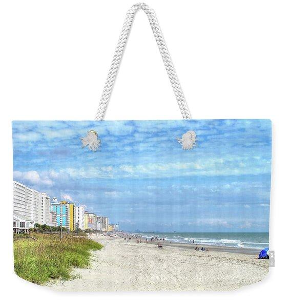 Springmaid Beach Weekender Tote Bag