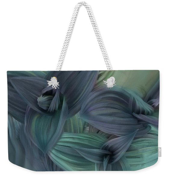 Weekender Tote Bag featuring the photograph Springs First Blossom by Wayne King