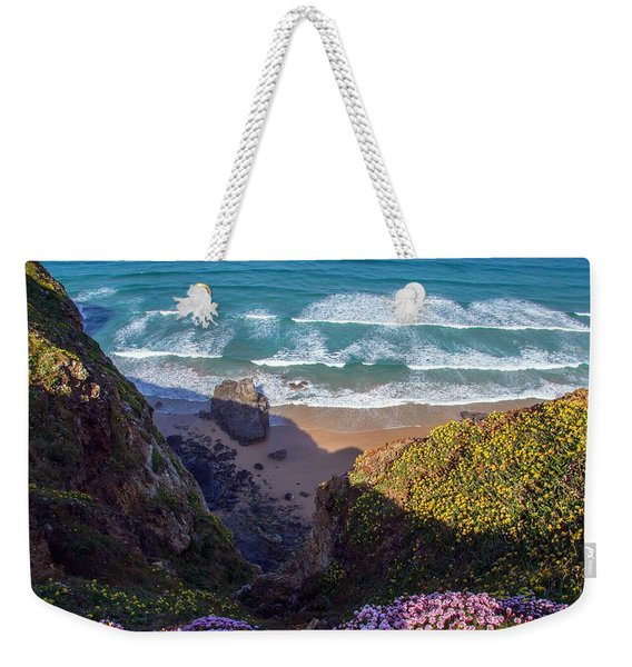 Springtime In Cornwall Weekender Tote Bag