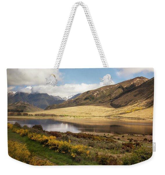 Springtime In New Zealand Weekender Tote Bag