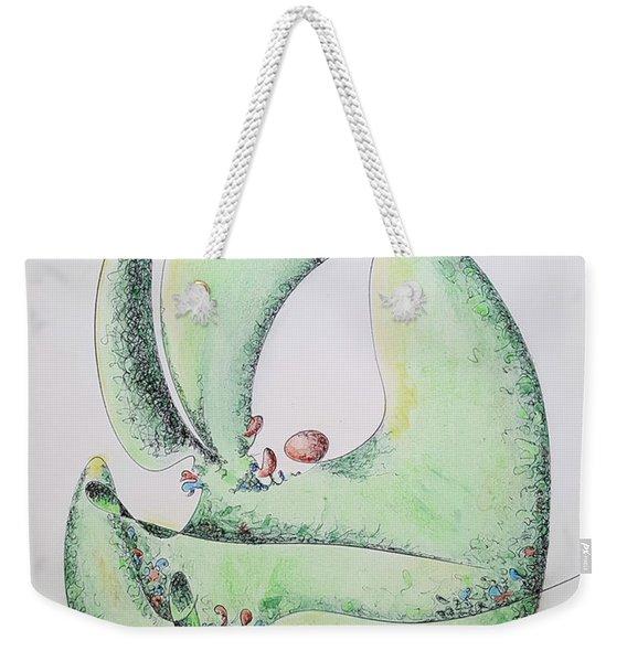 Sprout Weekender Tote Bag