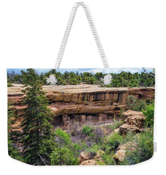 Spruce Tree House Mesa Verde Weekender Tote Bag