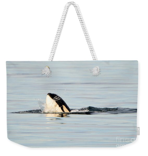 Spy Hop Splash Weekender Tote Bag