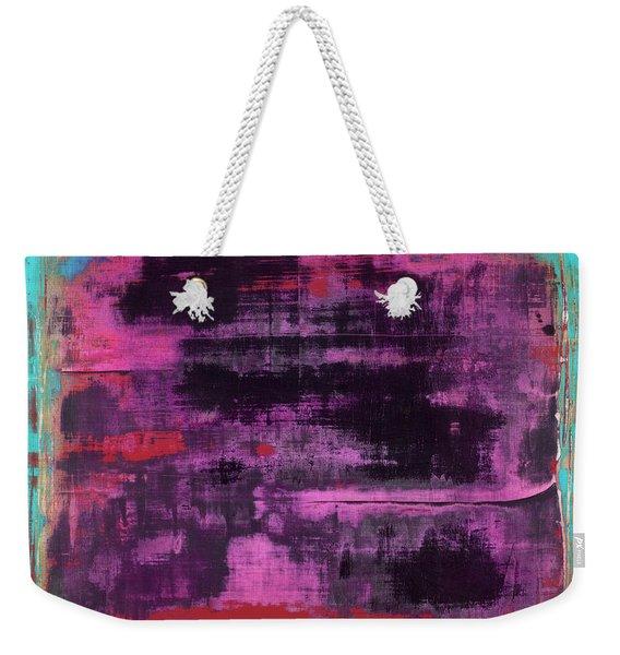 Art Print Square1 Weekender Tote Bag