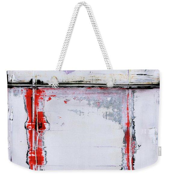 Art Print Square6 Weekender Tote Bag