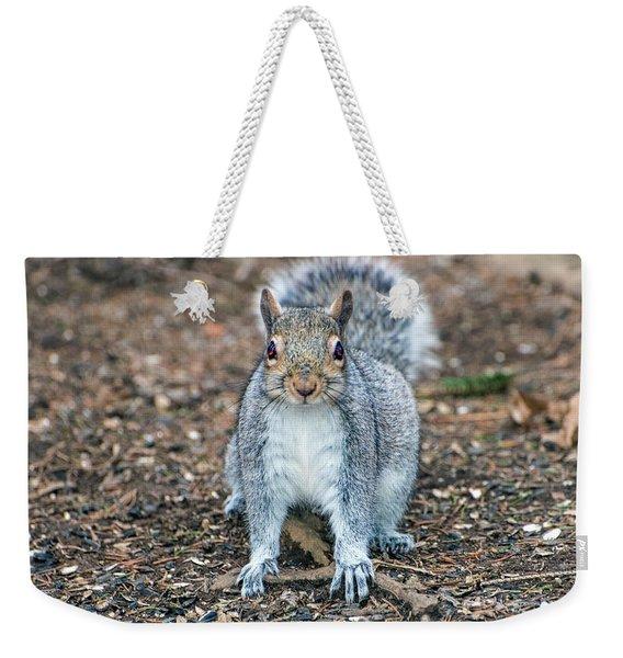 Squriel Full Face Weekender Tote Bag