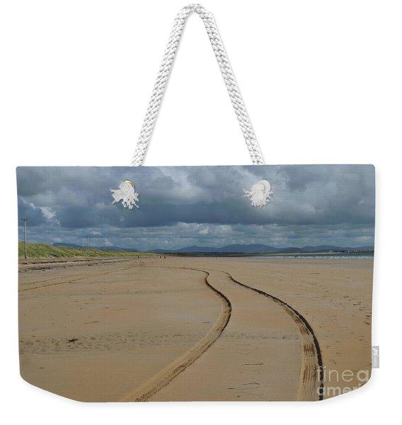 Srah Beach Claggan Island Weekender Tote Bag