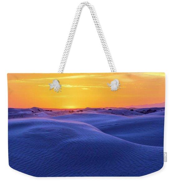 Scramble Weekender Tote Bag