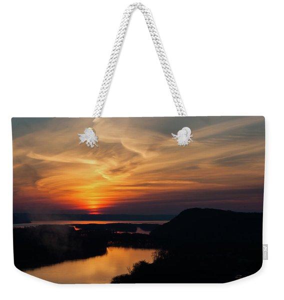 Srw-11 Weekender Tote Bag