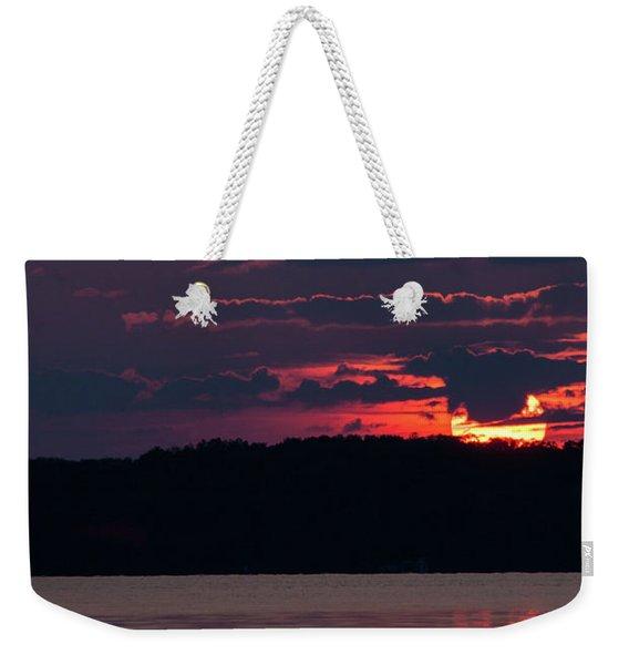 Ssp-1 Weekender Tote Bag