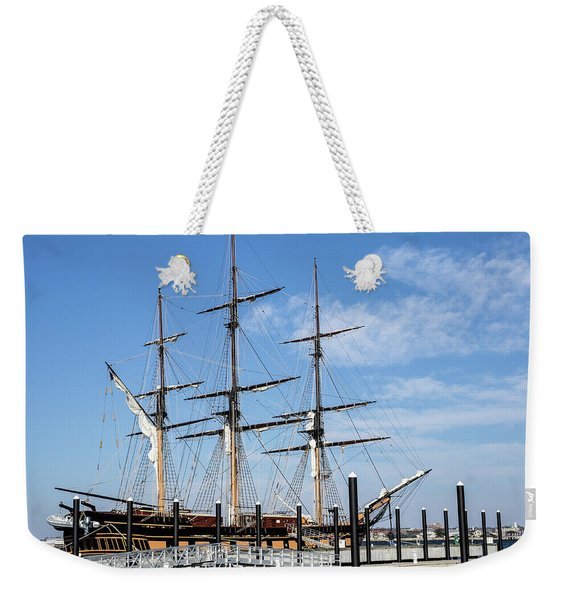 Ssv Oliver Hazard Perry Weekender Tote Bag