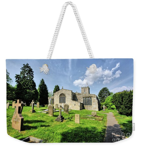 St Andrews Church Weekender Tote Bag