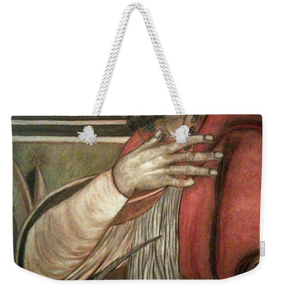 St. Augustine Weekender Tote Bag